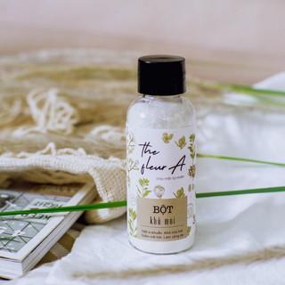 Bột Khử Mùi Hôi Nách Thảo Mộc Ngăn Mồ Hôi Nách và Loại Bỏ Mùi Hôi - Thảo Mộc the FleurA Handmade thumbnail