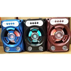 Loa bluetooth SPEAKER đèn led âm thanh cực hay- giá rẻ