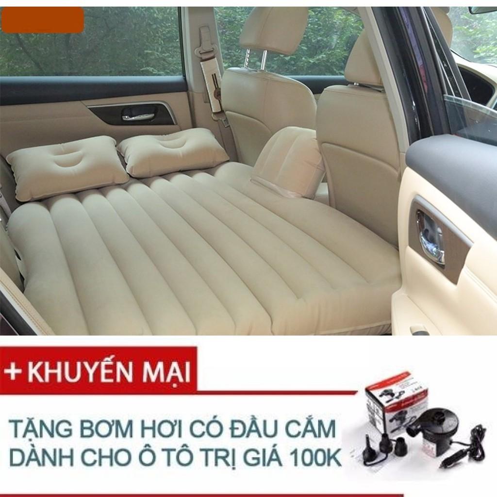 Đệm hơi nằm ghế sau cho ô tô kèm bơm hơi ô tô (Màu BE) - 3035517 , 982762342 , 322_982762342 , 750000 , Dem-hoi-nam-ghe-sau-cho-o-to-kem-bom-hoi-o-to-Mau-BE-322_982762342 , shopee.vn , Đệm hơi nằm ghế sau cho ô tô kèm bơm hơi ô tô (Màu BE)