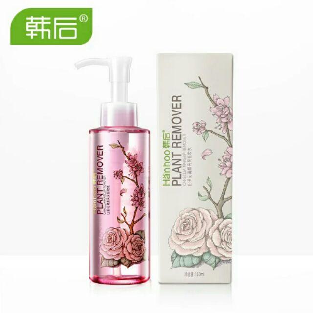 Nước tẩy trang Hoa sơn trà Hanhoo
