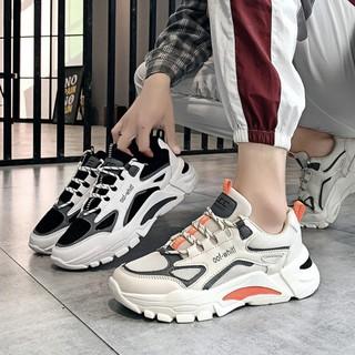 Giày sneaker nam OFF Whitf đế tăng chiều cao tôn dáng cực đẹp