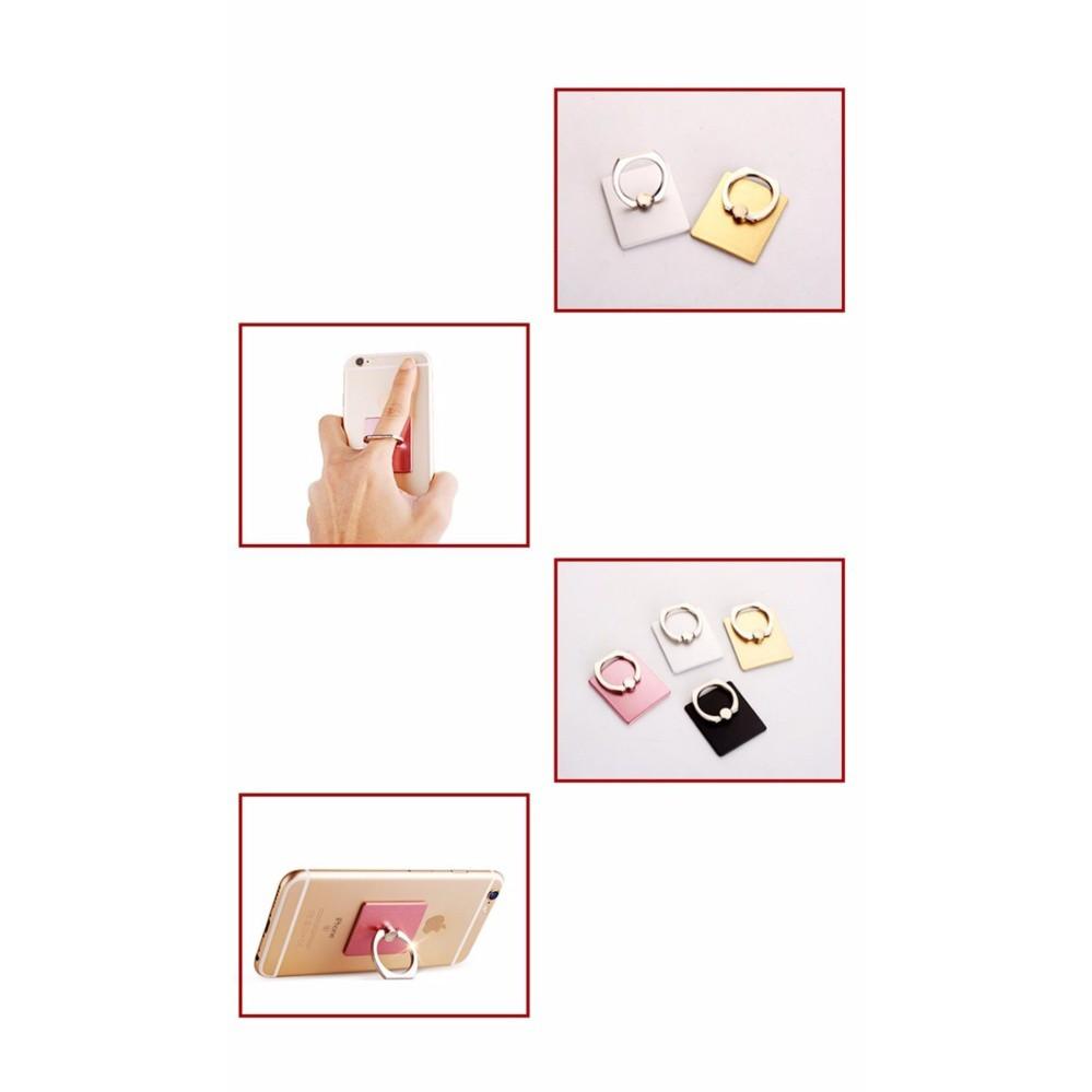 Móc dán đỡ, giá đỡ, bảo vệ điện thoại đa năng iRing Holder TA-001075