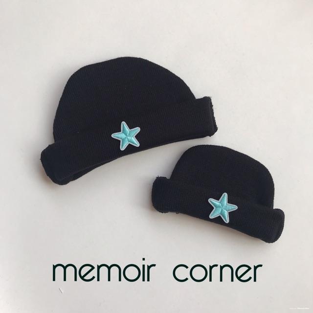 ✨ Mũ beanie cho Doll 15cm & 20cm