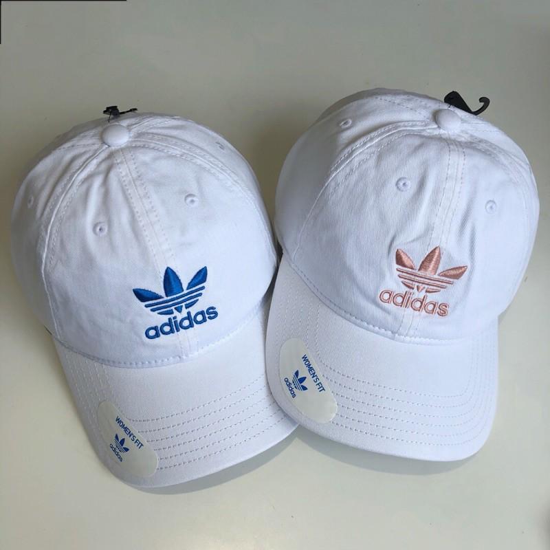 Adidas OG หมวกเก่าสีน้ำเงิน / กุหลาบทอง➿