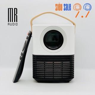 [CHÍNH HÃNG] Siêu máy chiếu Android mini Wejoy Y7 tích hợp Bluetooth – Wifi – Loa stereo – Smart tivi 120 inch di động