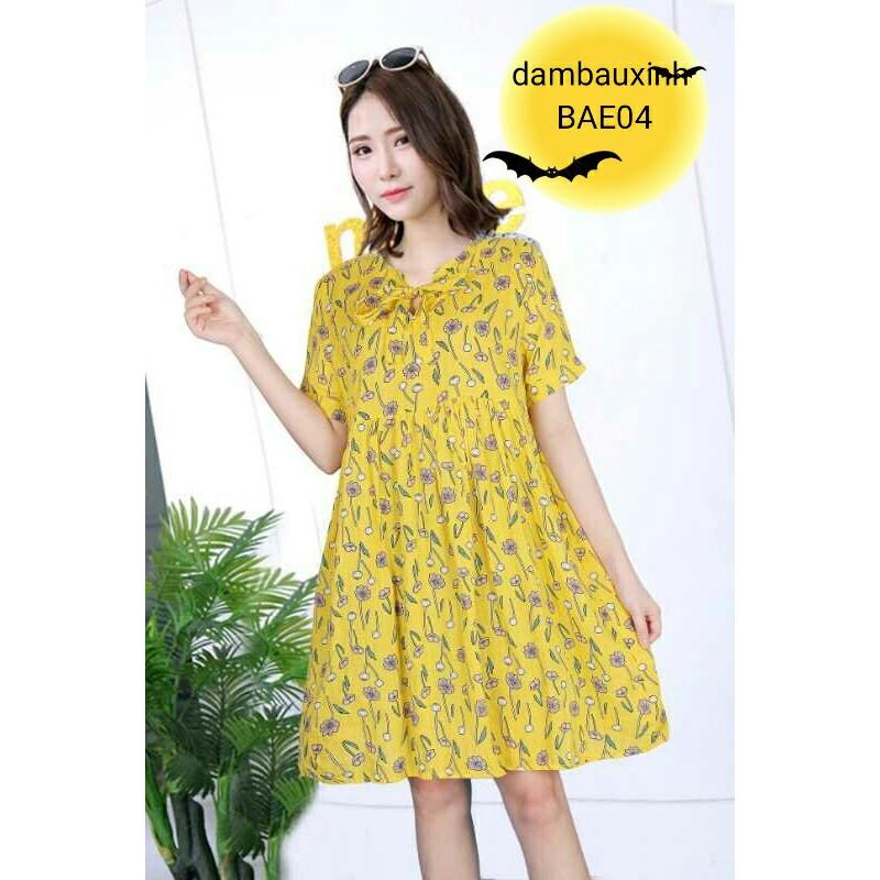 Đầm bầu thời trang BAE371