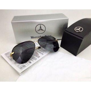Mắt kính thời trang Mercedes cao cấp full box