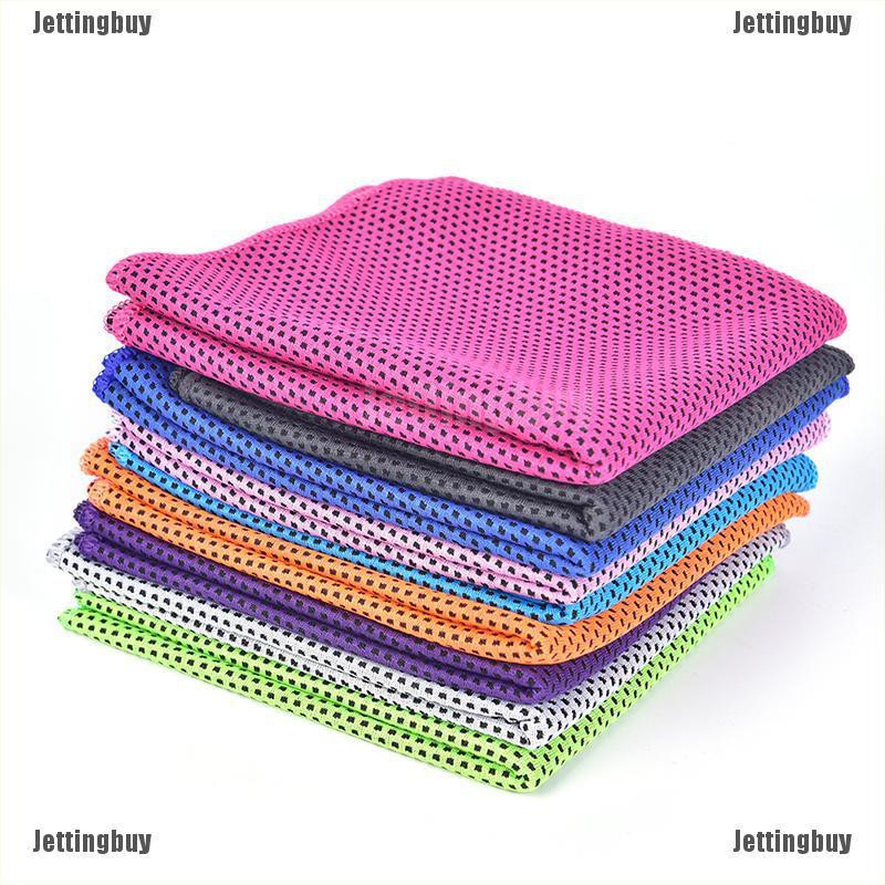 30x90cm Microfiber Beach Towel Quick Drying Sports Towel Swimming Gym Towel jelly