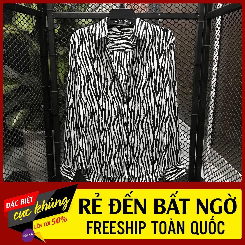 [Freeship] áo sơ mi nam vải lụa cao cấp SP25