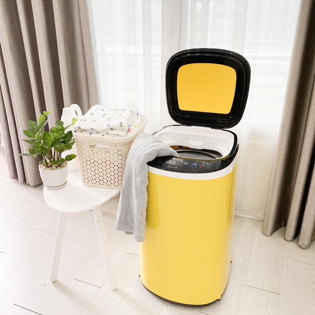 Máy giặt Mini Doux/Doux Lux: tự động giặt sạch + diệt khuẩn tối ưu
