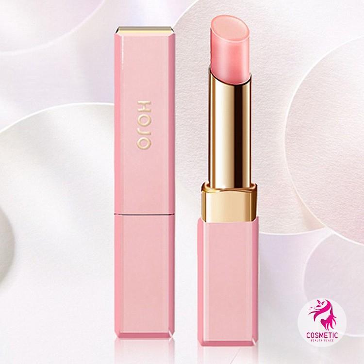 Son Dưỡng Môi HOJO Cherry Blossoms Color Change Lip Balm P596