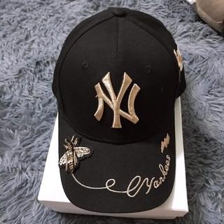 [ Giảm sâu ] Mũ thời trang siêu cấp Gucci NY logo thêu