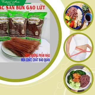 [100% Gạo Lứt ❤️] Bún gạo lứt đỏ thực dưỡng Eat Clean ❤️ Phở gạo lứt đỏ – Đơn 50k freeship Extra được 20k