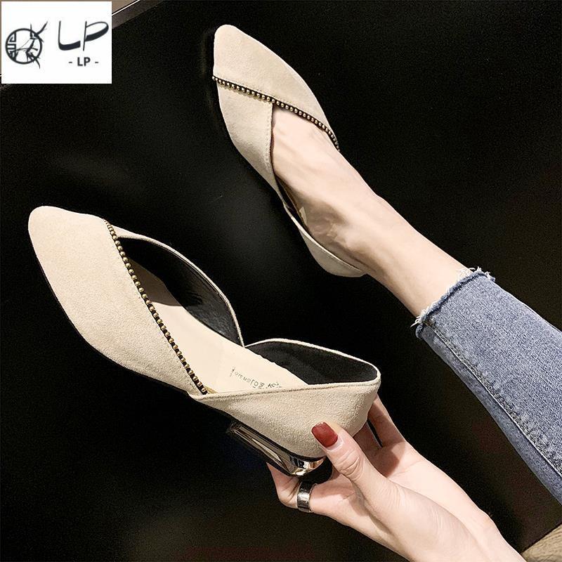 Giày búp bê mũi nhọn phong cách trẻ trung thanh lịch dành cho nữ - 22243466 , 2166780467 , 322_2166780467 , 331200 , Giay-bup-be-mui-nhon-phong-cach-tre-trung-thanh-lich-danh-cho-nu-322_2166780467 , shopee.vn , Giày búp bê mũi nhọn phong cách trẻ trung thanh lịch dành cho nữ