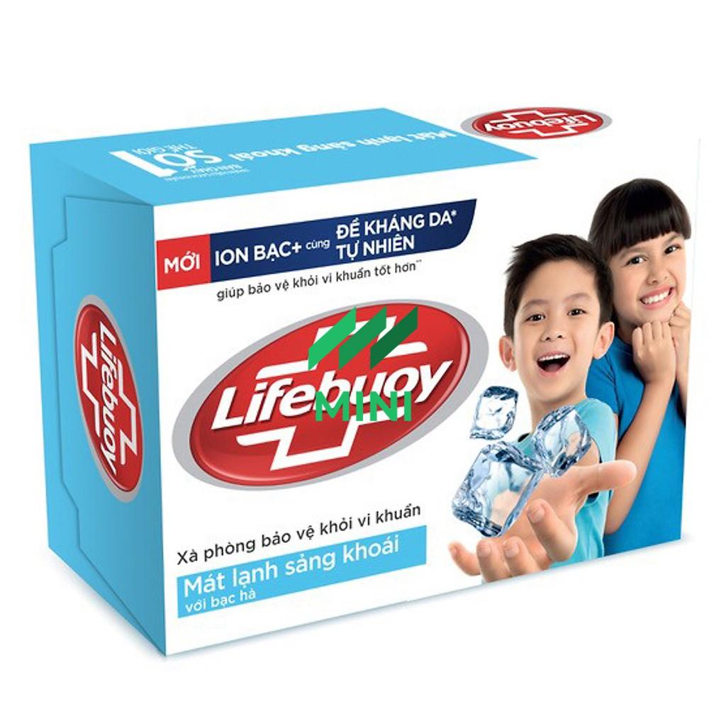 Xà bông cục Lifebuoy diệt khuẩn 90g
