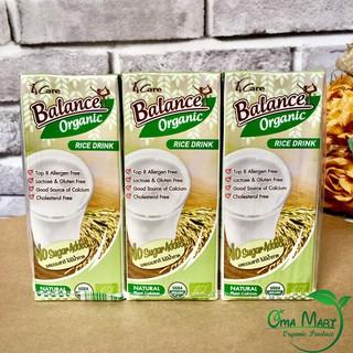 Sữa gạo hữu cơ không đường 4CARE BALANCE ORGANIC thumbnail
