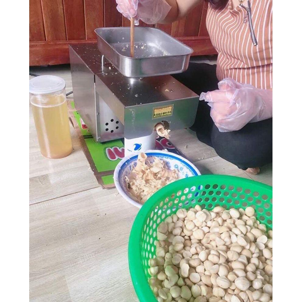 Tinh Dầu Macca - Cam kết 100 % nguyên chất - Loại 100 ml
