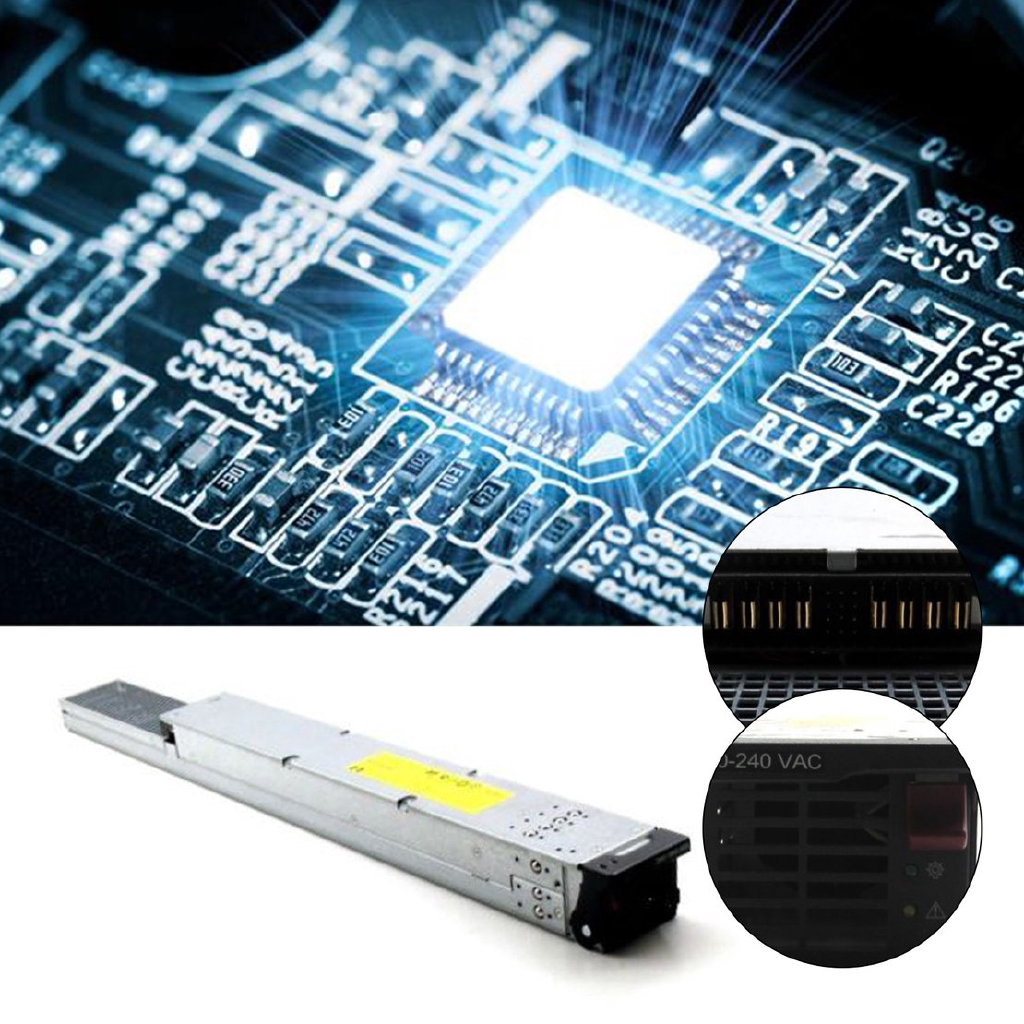 2450W Power Supply Genuine For HP C7000 488603-001 500242-001 2450W HSTNS-PR16