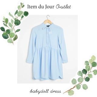 Váy babydoll Itemdujour