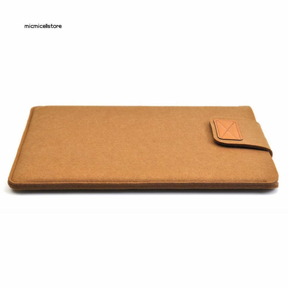 Túi đựng bảo vệ mỏng cho Apple MacBook Air Pro 11 / 13 / 15 inch