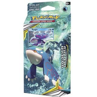 [CHÍNH HÃNG] Bài Pokémon chính hãng – Bộ bài Unseen Depths (TCG) Theme Deck