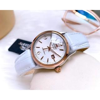 Đồng hồ nữ Orient FNR1Q003W0 trắng xinh thumbnail