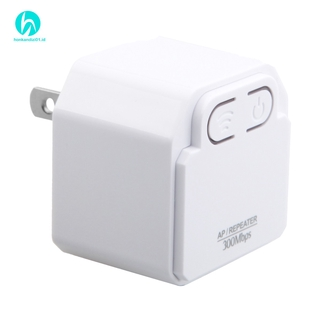 WiFi Repeater 300Mbps WiFi Booster WiFi Amplifier (US Plug) N2VN