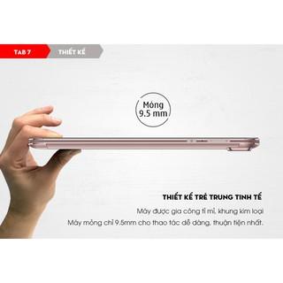 Máy tính bảng Masstel Tab7 7 inch, 2 sim , 3G, Ram 1GB Rom 8GB Chơi liên quân + tặng kèm bao da máy mới 100% Full box