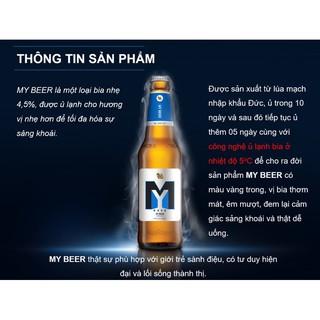 Bia của tôi- My Beer