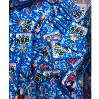 10 gói tuyết xanh bông bạc