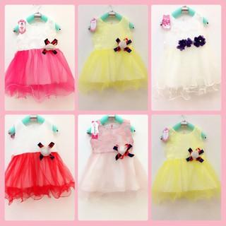 váy công chúa cực xinh dành cho bé gái 6-15kg