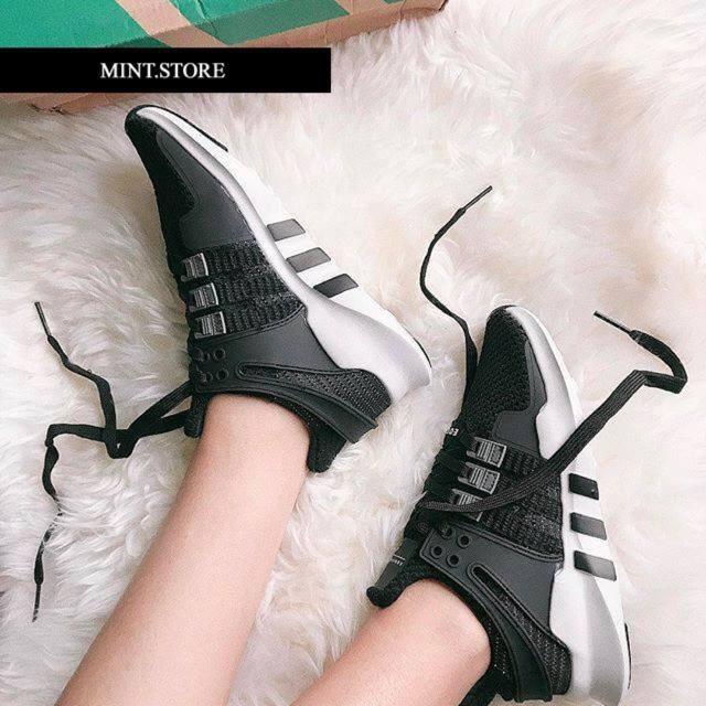 Giày Adidas EQT Đen Trắng