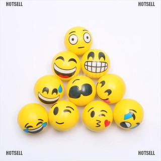 [HOTSELL] 6.3cm Stress Ball Novetly Squeeze Ball Exercise Stress Ball PU Rubber Toy