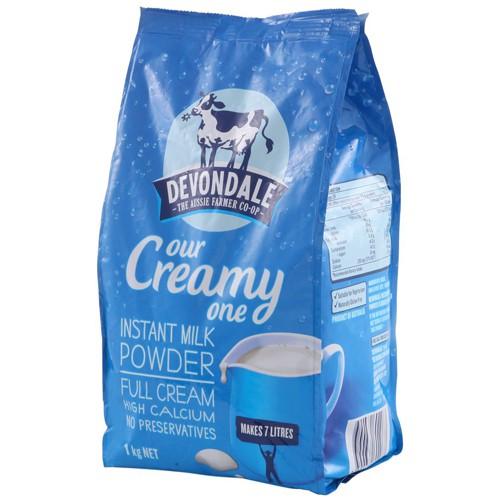 Sữa tươi Devondale dạng bột nguyên kem 1kg Uc (từ 2 tuổi) - 3104551 , 617678283 , 322_617678283 , 180000 , Sua-tuoi-Devondale-dang-bot-nguyen-kem-1kg-Uc-tu-2-tuoi-322_617678283 , shopee.vn , Sữa tươi Devondale dạng bột nguyên kem 1kg Uc (từ 2 tuổi)