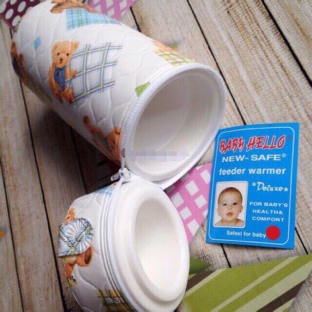 Bình ủ sữa đơn cổ rộng