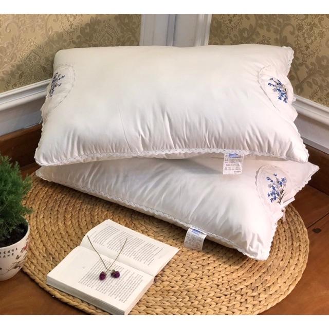 Ruột gối (gối) thơm lavender cao cấp. hàng chuẩn loại 1 (2 chiếc) - 13844719 , 2559340619 , 322_2559340619 , 360000 , Ruot-goi-goi-thom-lavender-cao-cap.-hang-chuan-loai-1-2-chiec-322_2559340619 , shopee.vn , Ruột gối (gối) thơm lavender cao cấp. hàng chuẩn loại 1 (2 chiếc)