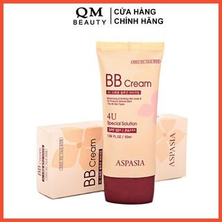Kem nền Aspasia BB Cream 4U Special Solution SPF50 Pa+++ chính hãng Hàn Quốc thumbnail