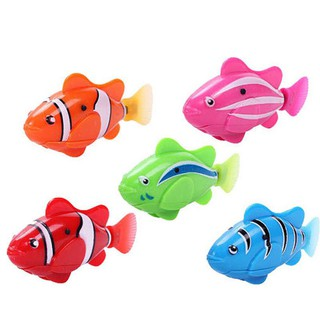 babyzoneFunny Toy Fish Activated Toys
