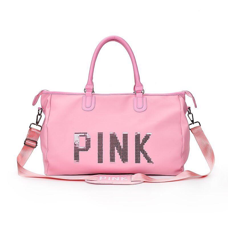 Túi du lịch pink loại 1 size đại chất bóng đẹp - 3074713 , 724995530 , 322_724995530 , 330000 , Tui-du-lich-pink-loai-1-size-dai-chat-bong-dep-322_724995530 , shopee.vn , Túi du lịch pink loại 1 size đại chất bóng đẹp
