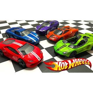Xe mô hình siêu xe Hot Wheels