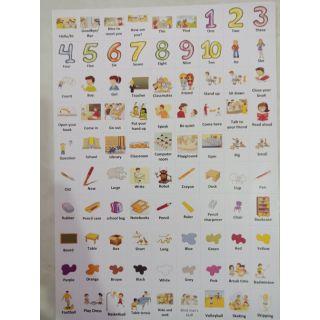 Sticker lớp 3