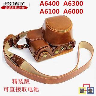 Bao Da Điện Thoại Cho Sony A6100 A6400 A6300 A6000 Ốp