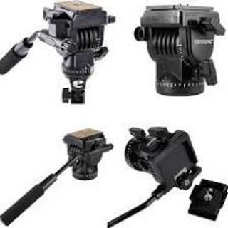 Đầu dầu quay phim siêu mượt – Video tripod head YUNTENG YT-950