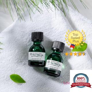 Khuyến mãi Tinh dầu tràm Tea Tree Oil The Body Shop thumbnail