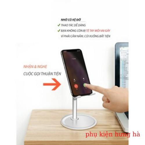 Giá đỡ ,Kệ Điện Thoại , Để Smart phone, iPad,  Loại Chất Lượng - Thiết kế chắc chắn không lật đổ