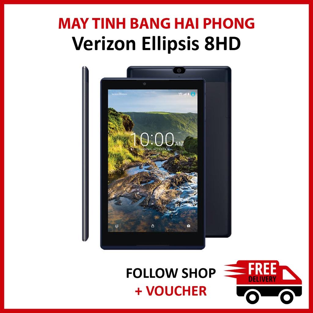 🎁 Máy tính bảng Verizon Ellipsis 8HD chuyên game RAM 3GB (Wifi)