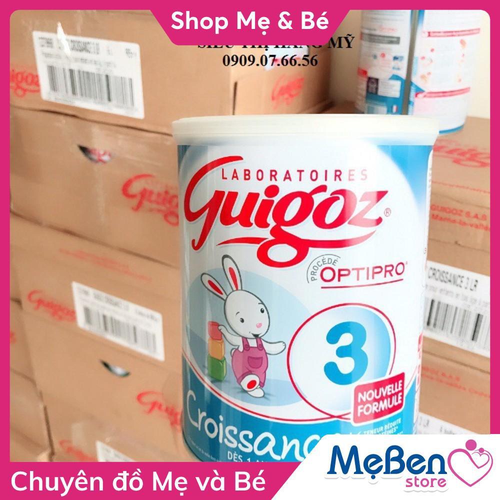 Sữa Guigoz 900g số 3 cho bé 1 đến 3 tuổi - Guigoz 3
