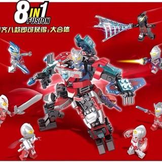 Bộ Lego Xếp Hình Nhân Vật Siêu Anh Hùng Độc Đáo