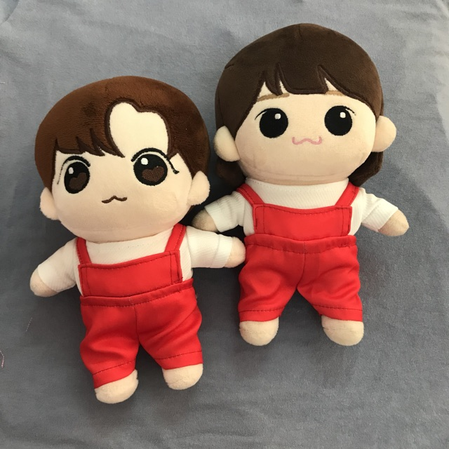 [SET 29] OUTFIT CHO DOLL