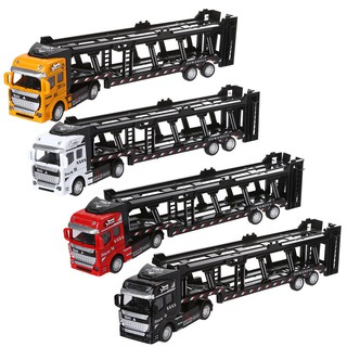 lindsayll 1:48 Pull Back Alloy Super Truck Vehicle Simulation Model Car Toy for Children
